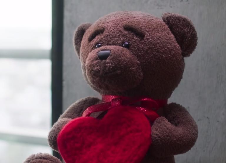 We love Teleflora's new Valentine's Day campaign