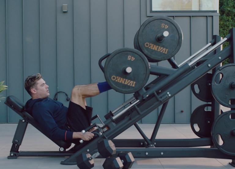 Zac Efron latest celeb to put Bombas socks to the test