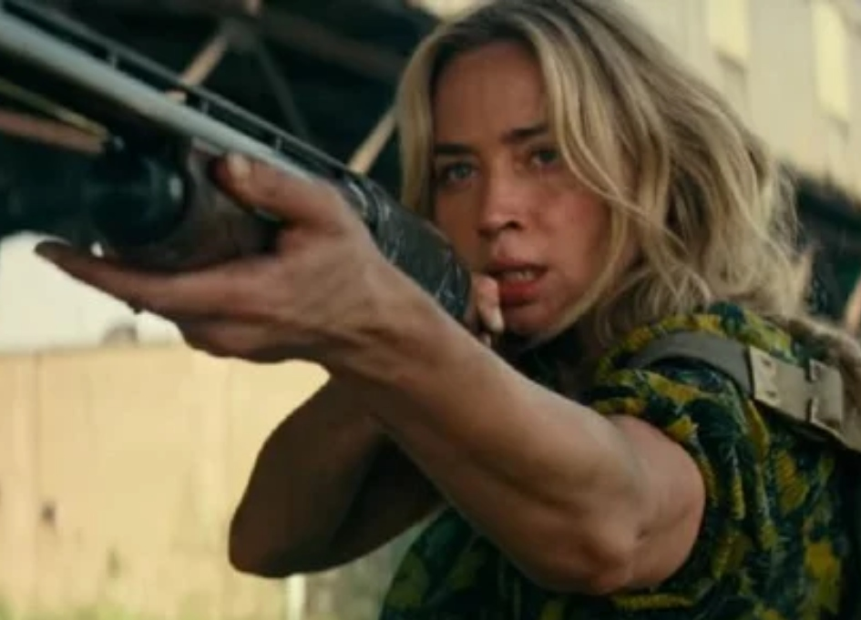 Shh, intense 'A Quiet Place II' trailer has landed