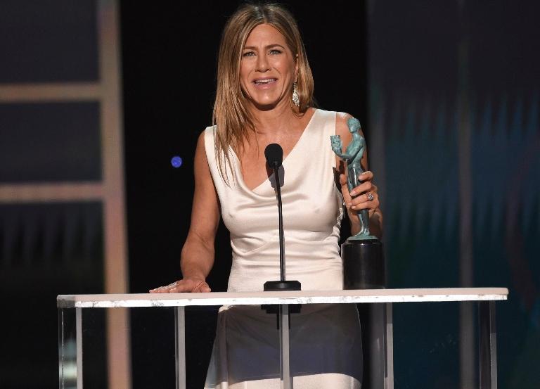 Phoenix, Aniston, 'Parasite' & other SAG winners