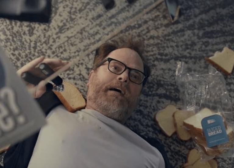 Little Caesars, Rain Wilson deliver in Super Bowl spot