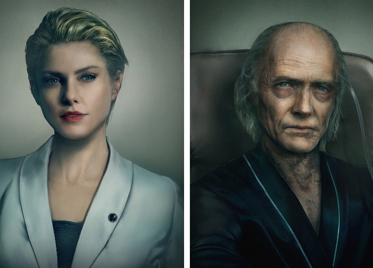 'Resident Evil Resistance' adds two new Masterminds