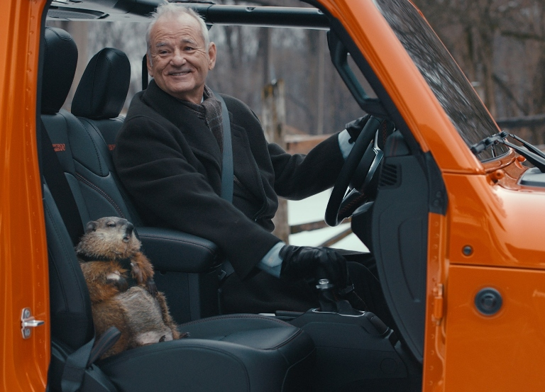 It's 'Groundhog Day' for Jeep, Bill Murray and Super Bowl