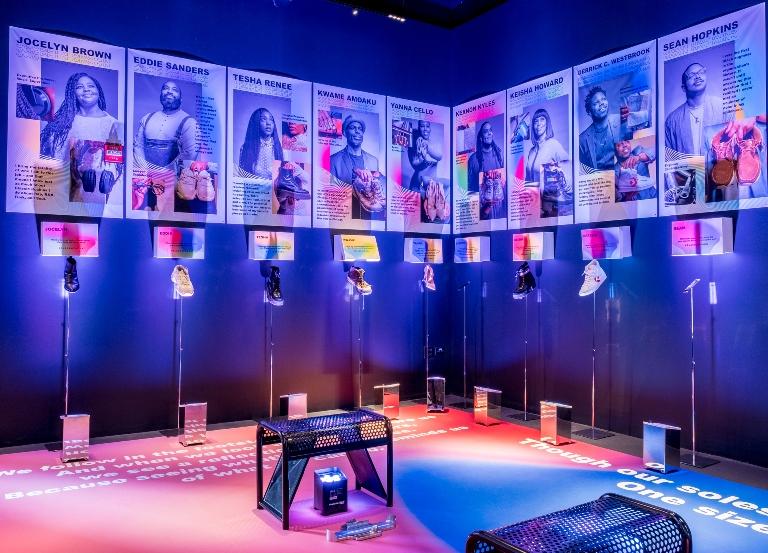 "Havas creates ""Shoe Store"" installation for Black History"