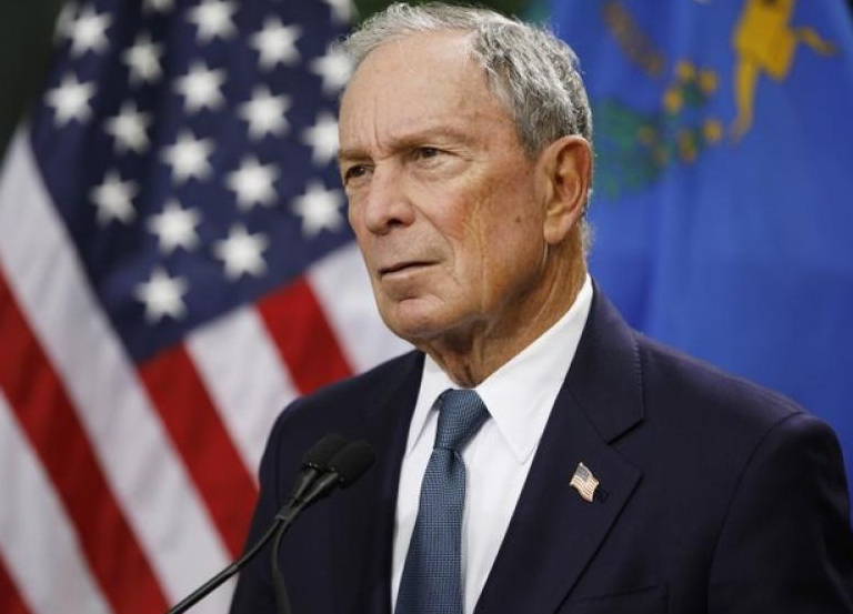 Bloomberg drops out of race, supports Biden