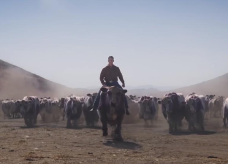 Framestore takes us BTS of John Cena Experian spot