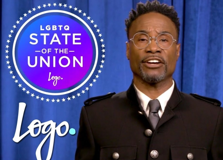 Porter delivers 'State of the LGBTQ Union' on Logo TV