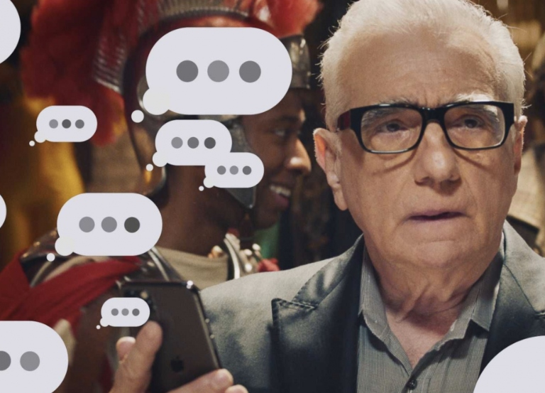 Will Jonah Hill flake on Martin Scorsese in Coke ad?