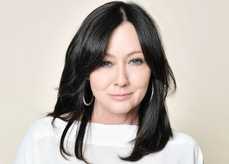Shannen Doherty confirms Stage 4 Breast Cancer