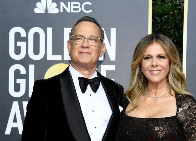 Tom Hanks, Rita Wilson test positive for COVID-19