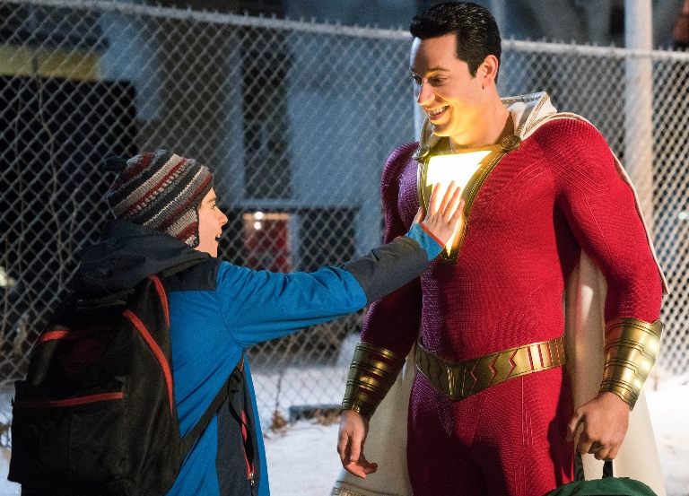 'Shazam!' 'Mrs. Doubtfire' among family films on HBO