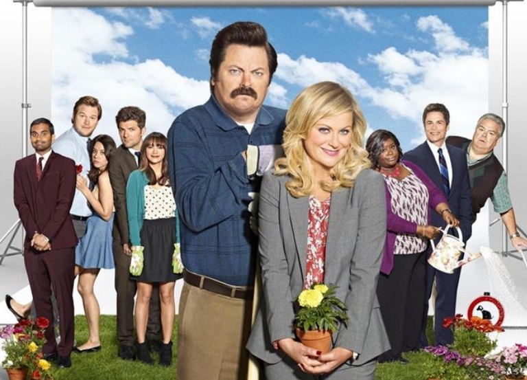 'Parks and Rec' cast reunite to feed America April 30