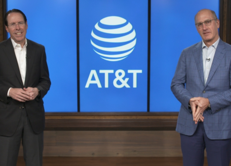 Stankey replaces Stephenson as AT&T CEO