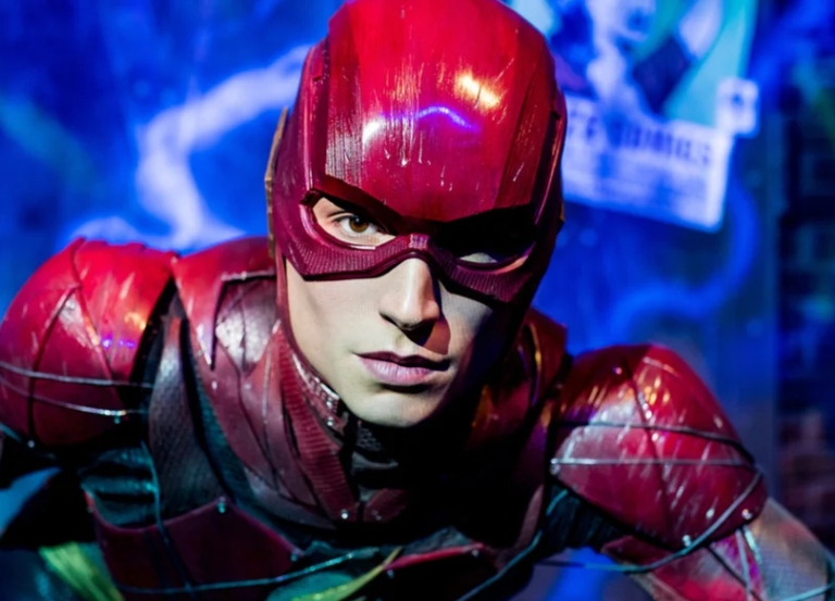 Is Ezra Miller a 'Flash' in the pan for Warner Bros?