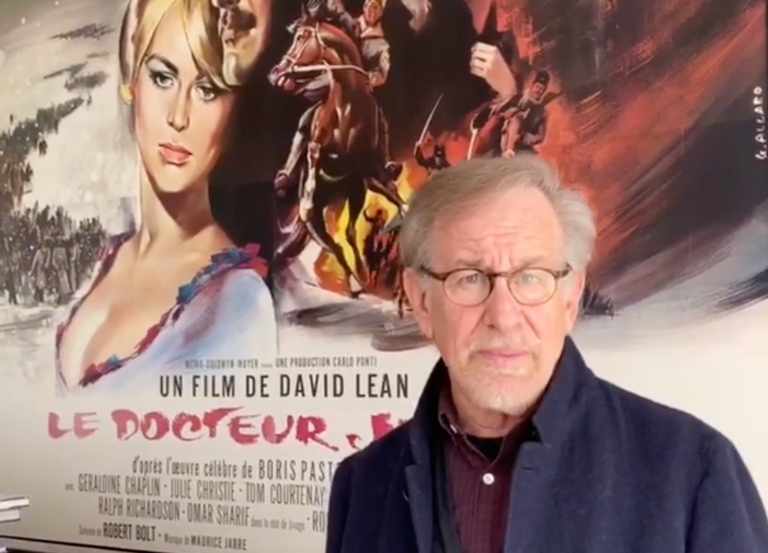 Steven Spielberg kicks off AFI free virtual movie club