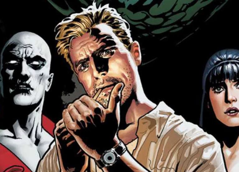 'Justice League Dark' among 3 series coming to HBO Max