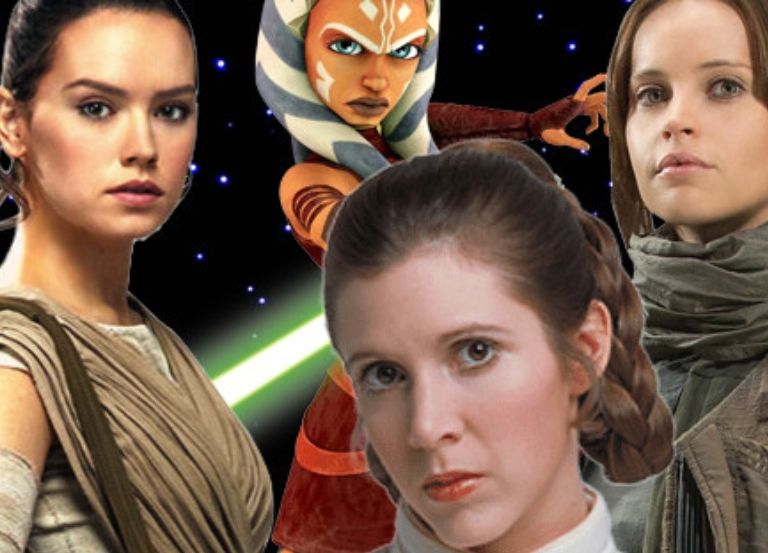 Female-led 'Star Wars' coming from 'Russian Doll' creator