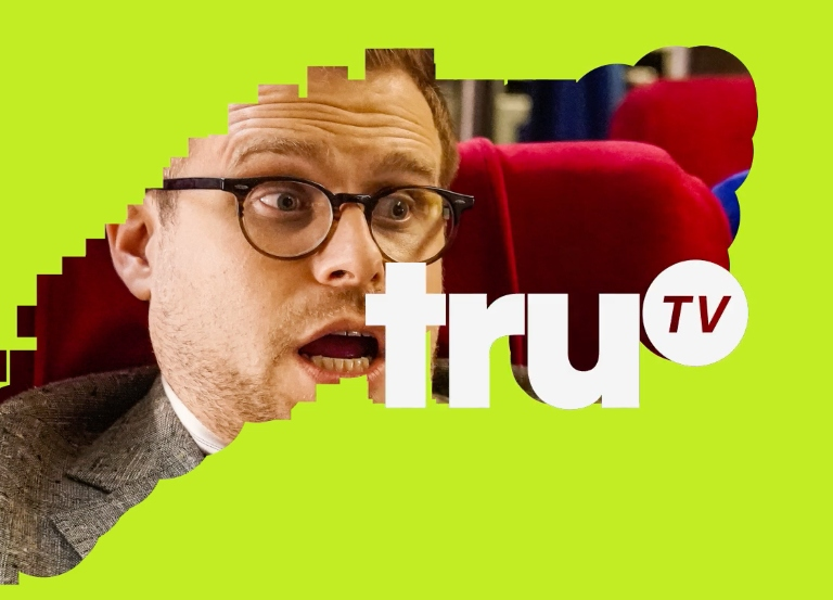 BLOCK & TACKLE takes us BTS of truTV's rebrand