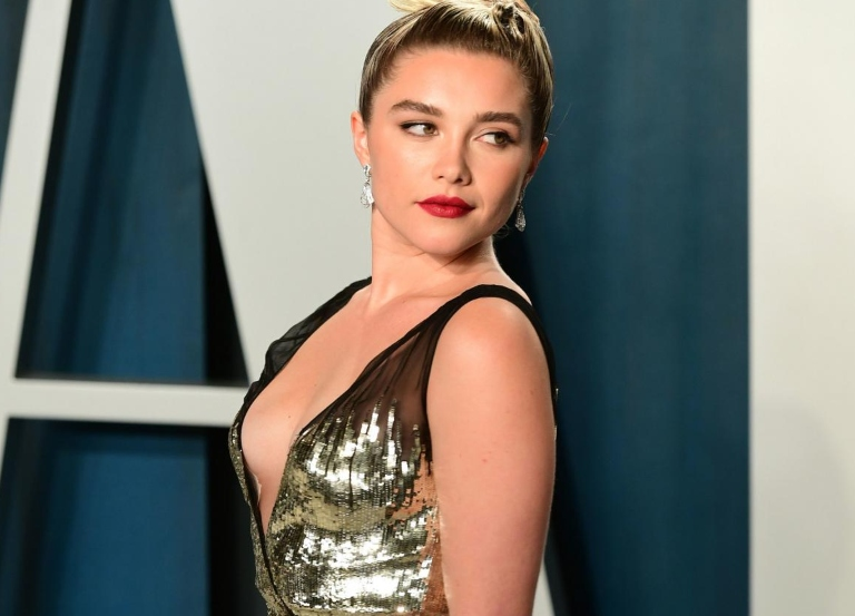 Florence Pugh on why she was scared to join the MCU