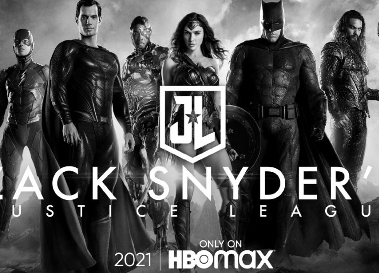 Watch Zack Snyder announce 'Justice League'