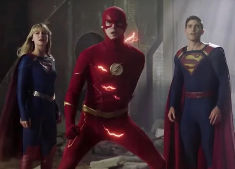'Flash' 'Superman,' on track for production next month