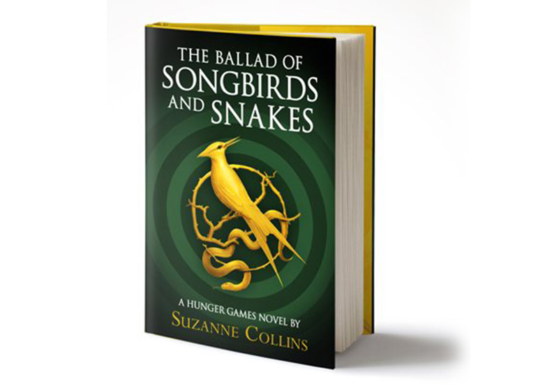 'Ballad of Songbirds and Snakes' book release and movie