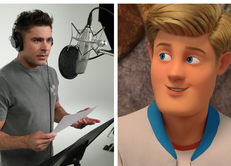Zac Efron talks about Fred in the upcoming 'Scoob!'