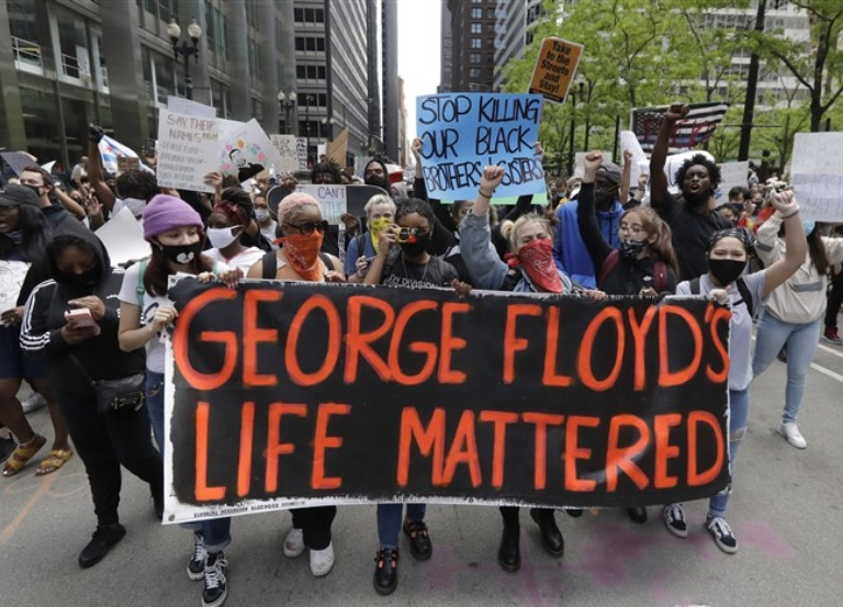 George Floyd: 1 year later brands grapple with diversity