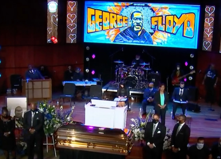 LIVE: Watch Memorial Service for George Floyd