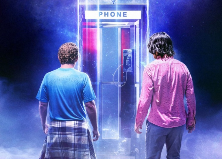 For official 'Bill and Ted' Day (6/9) we have a trailer