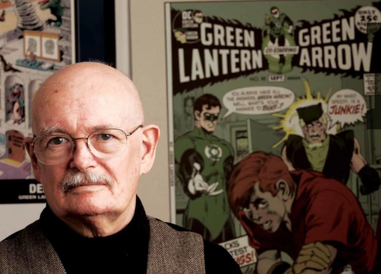 Comic Book world mourns writer Dennis J. O'Neil