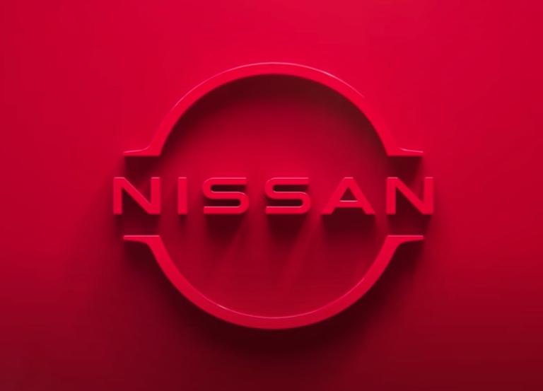Redesigned Nissan logo signals a fresh start