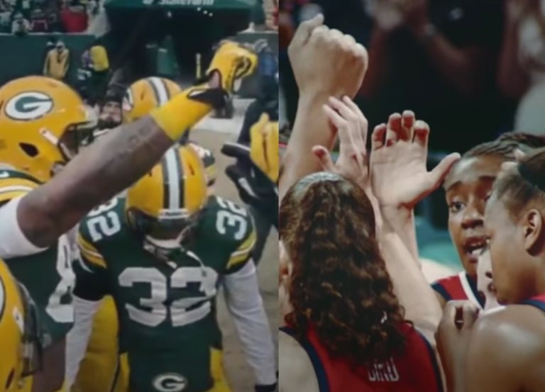 Nike's new split screen spot is nothing short of epic