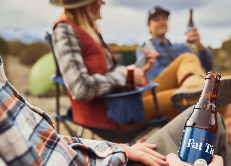 "Fat Tire Amber Ale wants you to ""Drink Sustainably"""