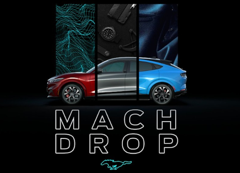 Ford, inspired by sneaker culture, drops new activation