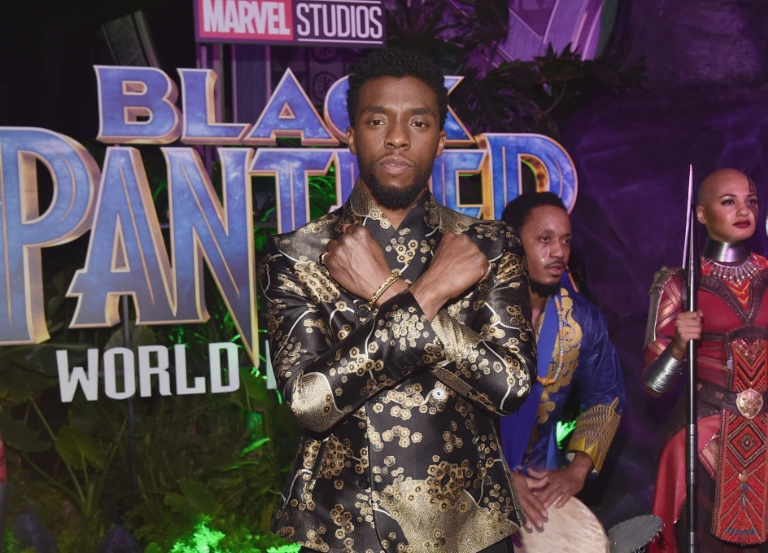 Chadwick Boseman 'Black Panther' dead at 43