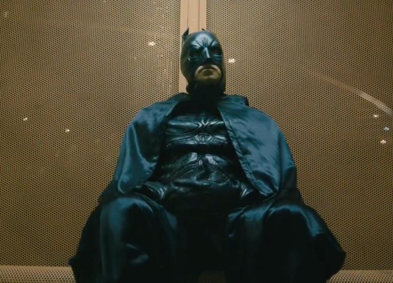 'Joker' DP fan films 'Batman' COVID-19 PSA