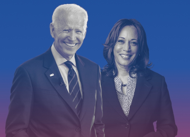 History Made: Biden picks Harris as running mate