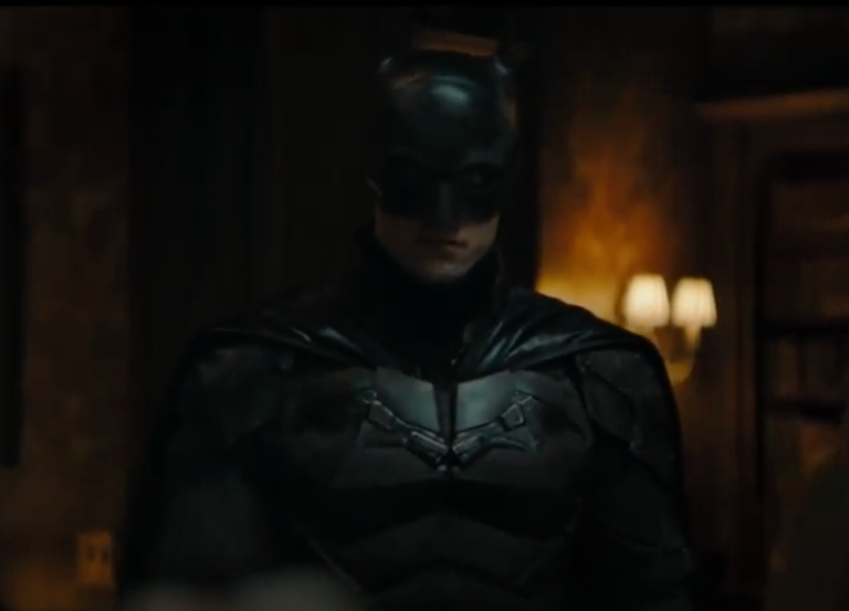 Matt Reeves posts the first 'The Batman' trailer