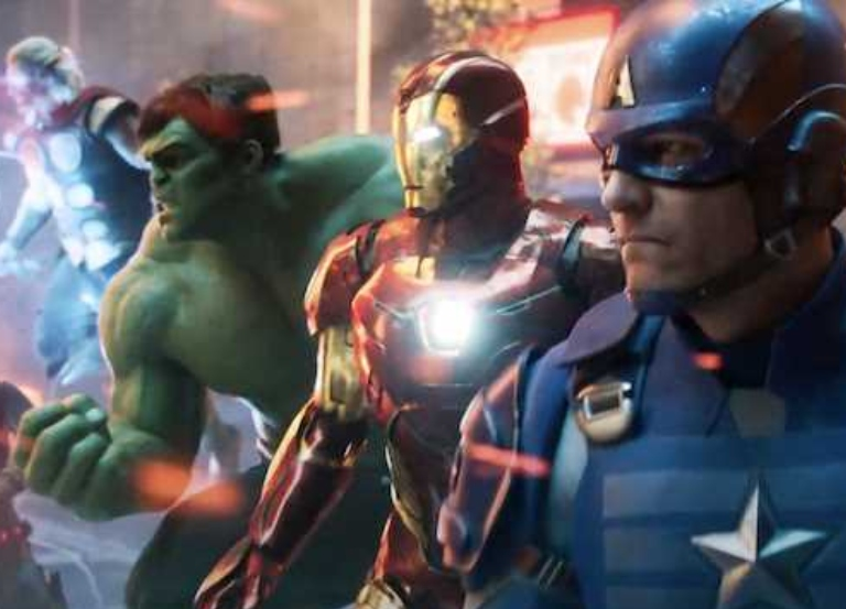 Assemble as your fave 'Avenger' in new video game