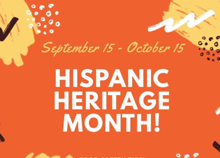National Hispanic Heritage Month is here