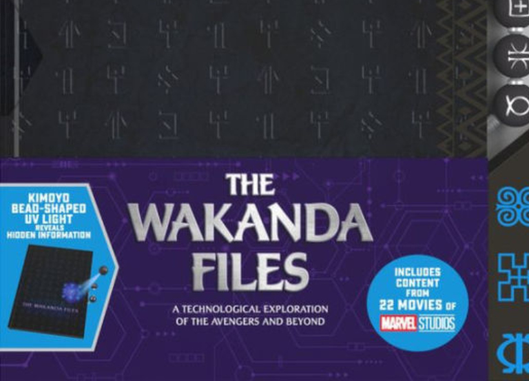 New book 'The Wakanda Files' explores MCU science