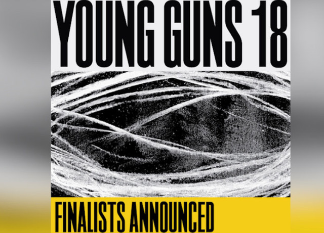 One Club announces Young Guns 18 finalists