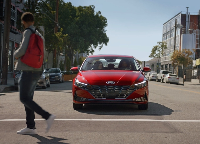 "Hyundai drivers ""Unlock Better"" with 2021 Elantra"
