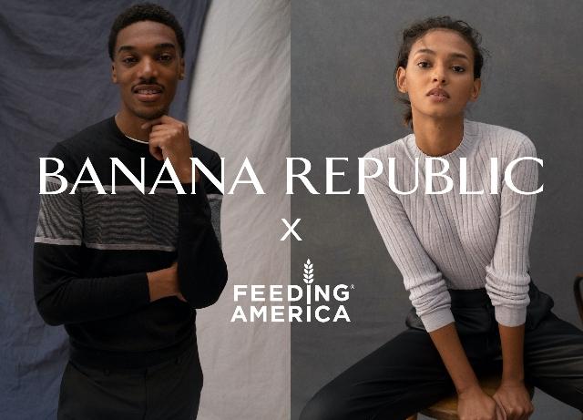 Banana Republic debuts 'Love The Present' for holidays