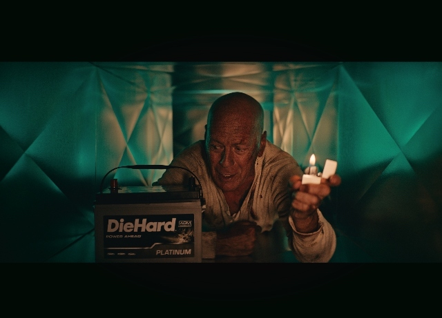 'Yippee Ki Yay' Willis is back with DieHard… batteries