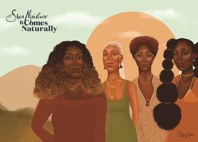 SheaMoisture's new campaign comes naturally