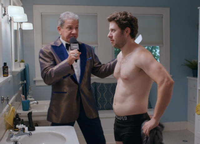 UFC's Buffer turns manscaping  into sport