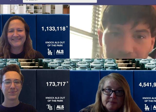 ALS Association innovates Virtual Fandom for WS