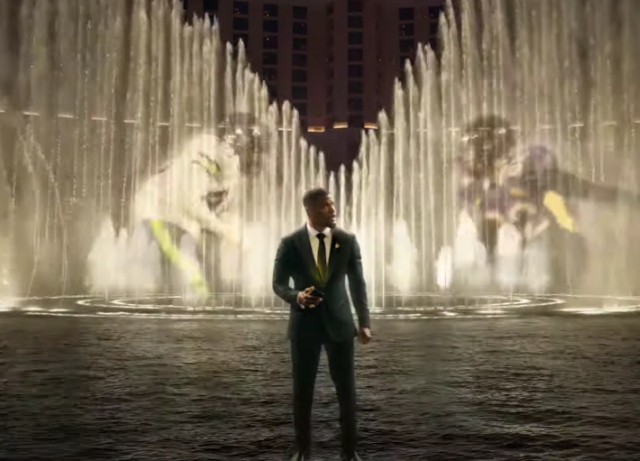 Jamie Foxx stars in new campaign for BetMGM
